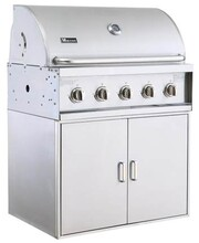 Miecns/美诺仕A315S-CM内嵌式户外BBQ烧烤炉嵌入式304不锈钢烧烤炉现货烧烤台图片美诺仕炉头图片