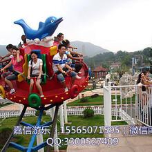 供应大家都喜爱的室外游乐设备冲浪旋艇儿童游乐设备图片