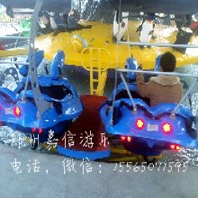 激战鲨鱼岛夏天必备型儿童游乐设备