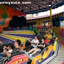 嘉信室外大型娱乐设施十一最热销产品雷霆节拍游乐设备图片
