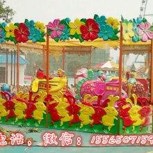 孩子们最爱玩的游乐设备欢乐喷球车