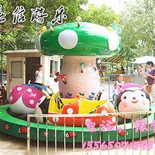 适合室内外摆放的儿童游乐设备瓢虫乐园