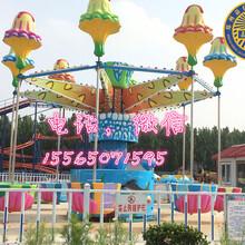 XYSM逍遥水母游乐设备嘉信游乐供应新型儿童娱乐设施图片
