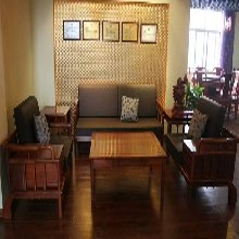 广东佛山帝豪红木家具店新中式家具东阳红木家具厂家江南之诗沙发