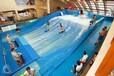北京170平方陆地移动水上冲浪设备互动项目道具租赁公司出租