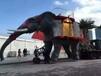 独家展品巡游大象生产制作震撼全京城巡游机械大象租赁展示