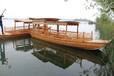木船单篷船乌篷船观光木船高低蓬船图片,价格
