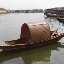 浙江杭州供应乌篷船渔船小木船厂家直销价格优惠