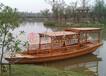 江西南昌木船廠家供應旅游觀光船價格批發