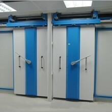 思众BLUE3000模块式环保屏蔽室图片