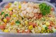 鐵板炒飯做法學習特色鹵肉飯炒米飯技術學習