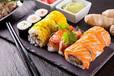 小吃壽司技術學習西安壽司烤面筋培訓基地