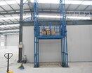 液压升降货梯,导轨式升降平台,电梯宁波厂家图片