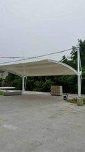 河南信阳膜结构停车棚电动车棚景观棚体育场看台
