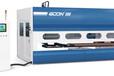 CNC木门喷漆机拥有自动翻转装置效率高