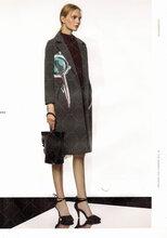 茜可可17冬杭州品牌折扣女裝走份羽絨服大衣韓序藝素國際衣香麗影圖片