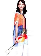 寶萊國際深圳一線高端大碼18年夏品牌折扣女裝走份貨源真絲大淑圖片