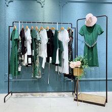 洛米唯娅2019年春装专柜正品牌女装折扣剪标批发女装走份大码女装图片
