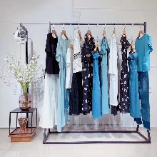 FANTOCCINI梵妮天汇19夏季新款时尚女装折扣批发图片
