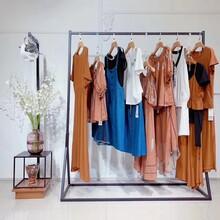 西寧高端品牌折扣女裝夏季韓版米梵正品專賣店庫存服裝供應圖片