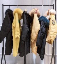 山水雨稞19年冬装品牌折扣尾货女装批发女装走份品牌女装折扣图片
