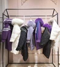 雪莱尔女装19冬装品牌折扣尾货女装批发专柜正品女装折扣剪标尾货图片