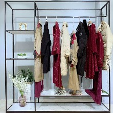 卡尼歐秋冬裝女裝折扣加盟店哪幾個品牌好一線品牌女裝尾貨批發市場翰德服裝城圖片