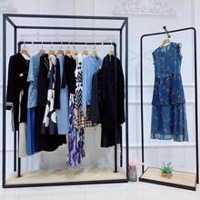 宙麗媂秋冬裝國際一線女裝品牌女裝品牌折扣店排名英吉沙二期服裝批發市場圖片