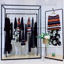 依貝爾19秋冬女裝一線女裝品牌排行榜廣東批發市場沙河服裝圖片