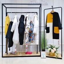 阿尤19秋冬女裝品牌褲子女性服裝品牌全國服裝批發市場圖片