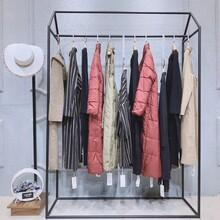 素默19秋冬女裝外貿服飾批發溫州服裝批發市場香云紗品牌圖片