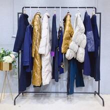 喜儷19秋冬女裝國內一線女裝高端品牌佛山服裝批發市場十三行服裝圖片