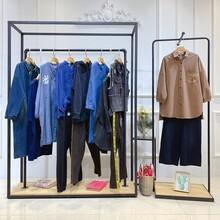 紅三葉19秋冬女裝最新時尚女裝新款韓版服飾服飾廠家圖片