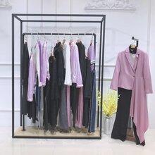 杰西莱19秋冬女装广州服装加工女装一件代发货女装批发厂家直销