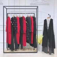 湘諾19秋冬女裝大秧歌服裝牛仔廠家時尚女裝品牌排行榜圖片