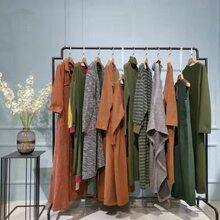 利寶妮過渡秋冬裝2到8塊的衣服去哪里批發外貿品牌剪標女裝清倉尾貨正品圖片