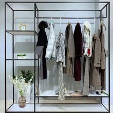 南油海曼斯品牌女裝外貿品牌尾貨免費微商城加盟圖片