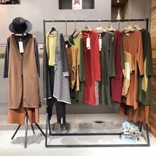 素言上品折扣皮爾卡丹女裝40歲女裝品牌大全外貿女裝折扣店圖片