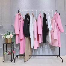 素言品牌折扣女裝店外套女裝小西裝短裝廣州錦東尾貨市場圖片