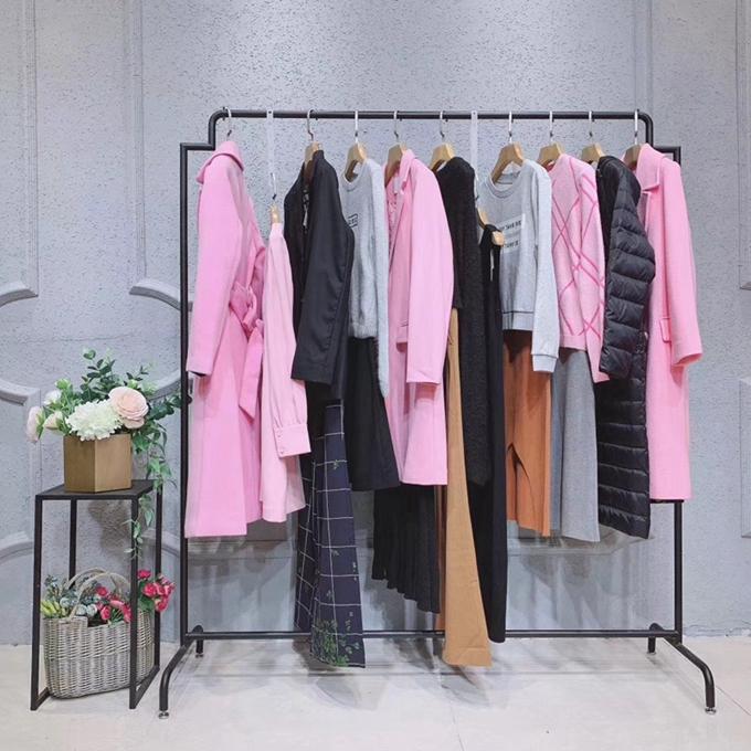 奈茜品牌女裝2018春款風衣茜可可女裝香港歐洲站女裝批發
