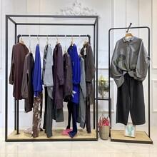 二月花一線品牌女裝折扣西安女裝批發杭州女裝尾貨工廠圖片