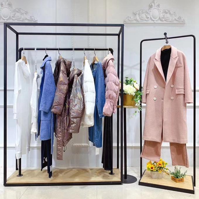 布魯格卡扣品牌女裝中國風棉麻品牌女裝唯品會女裝品牌新款
