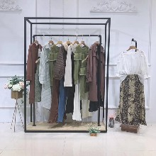 羽沙國際芝麻衣柜加盟服裝庫存尾貨批發網微商城加盟和代理圖片