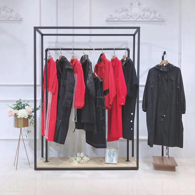 依貝爾淘寶直播賣衣服貨源廣州廠家直銷女裝批發常熟尾貨批發