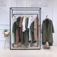 一三丁香梵非时尚女装品牌折扣女套装秋款时尚女装女装尾货加盟店图片