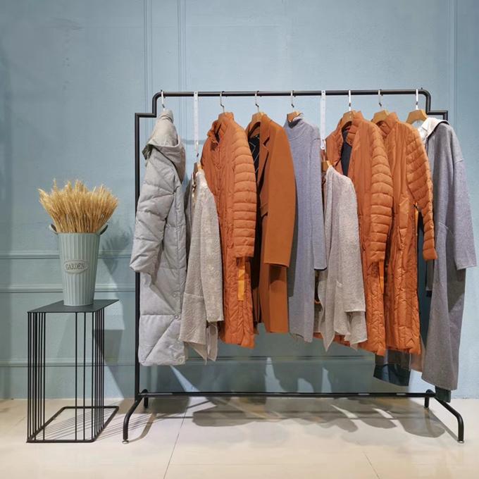 安瑞井廠家直銷批發女士服裝服裝代理商免費加盟秋冬季女裝批發市場