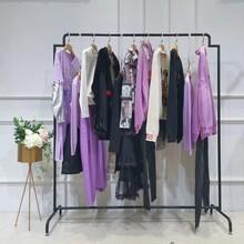 依贝尔淘宝直播卖衣服货源广州厂家直销女装批发常熟尾货批发图片
