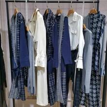 撒尼寧波女裝批發市場女裝品牌風衣廣州女裝尾貨批發圖片