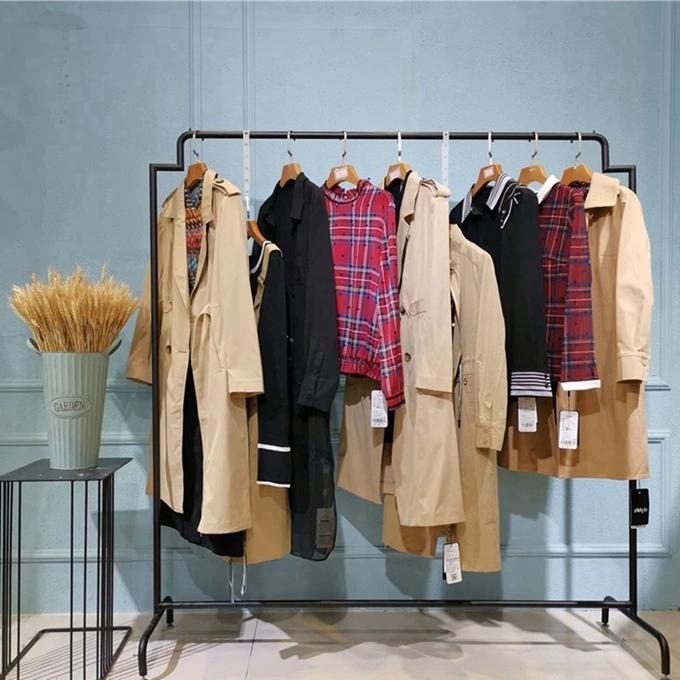 珈姿萊爾女裝批發市場進貨中老年棉連衣裙夏裝女裝庫存尾貨批發