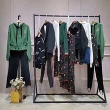 弗蔻服装厂家货源时尚女装找厂家直销常熟尾货批发1至2元图片